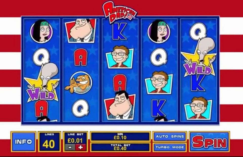 Slot American Dad online
