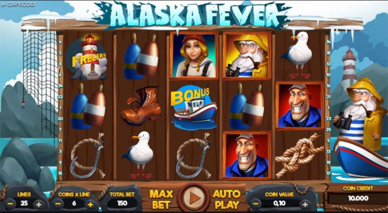 alaska fever slot