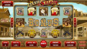 bandit saloon slot