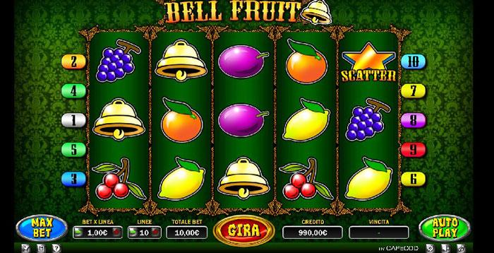 bell fruit slot