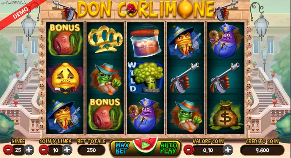 slot don corlimone