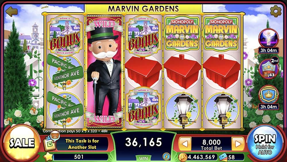 monopoli slot