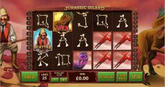 Slot Jurassic Island