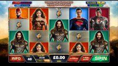 Slot Justice League con jackpot