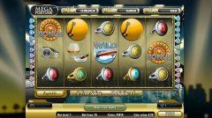 Mega Fortune slot con jackpot
