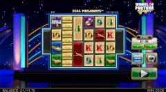 La slot Wheel of Fortune Megaways