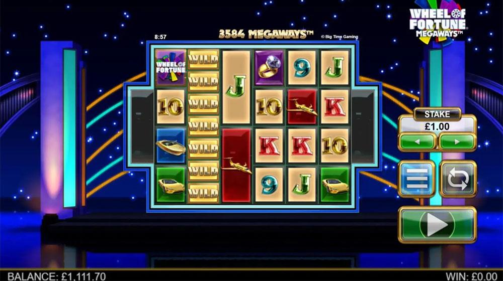 slot wheel of fortune