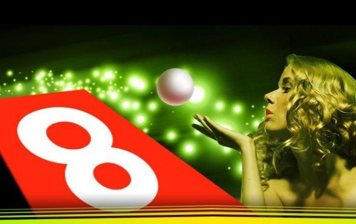 Promozione Roulette Lucky 8 su 888casino Live