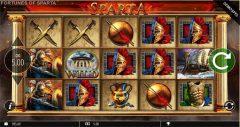 Slot machine Sparta