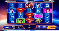Slot machine Superman